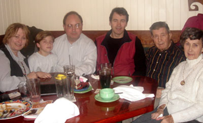 The Gary Family 2006