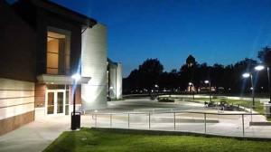 Student Center at LETU